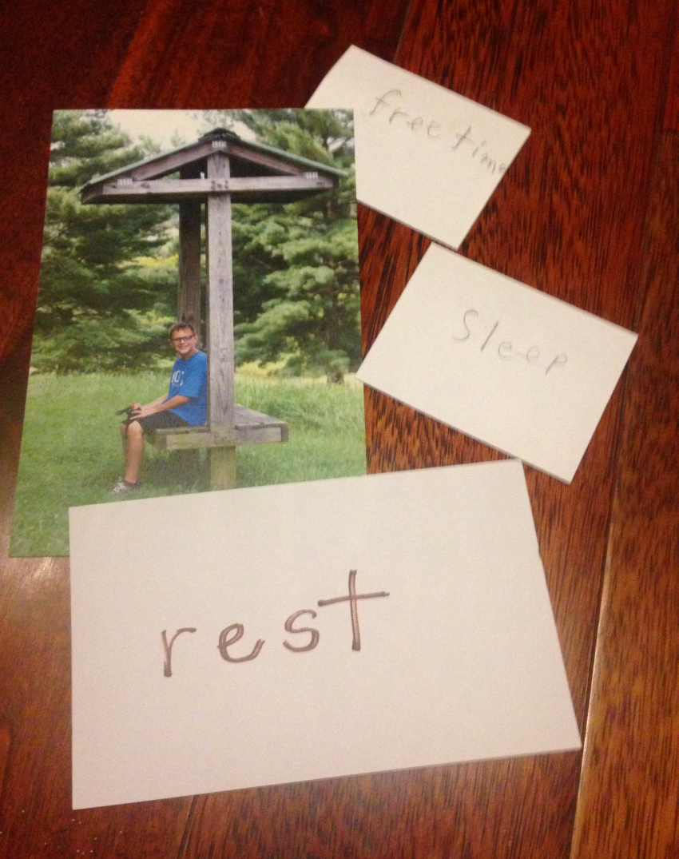 rest write
