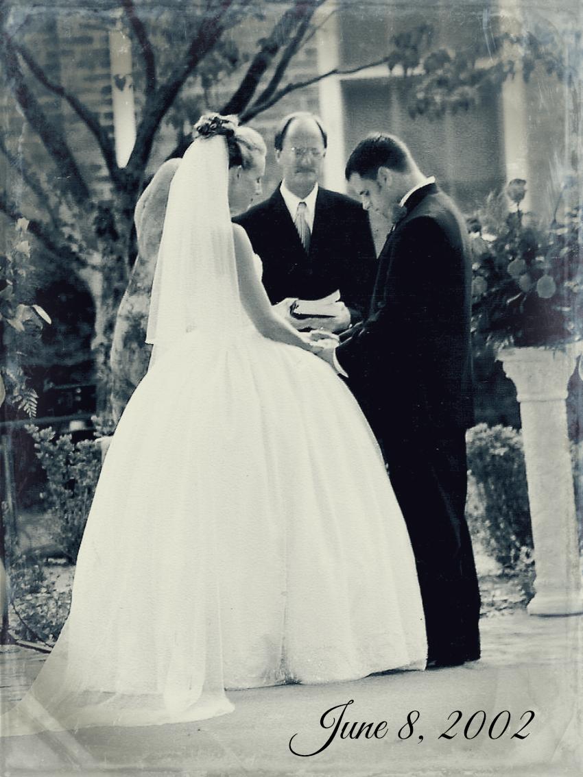 wedding pray