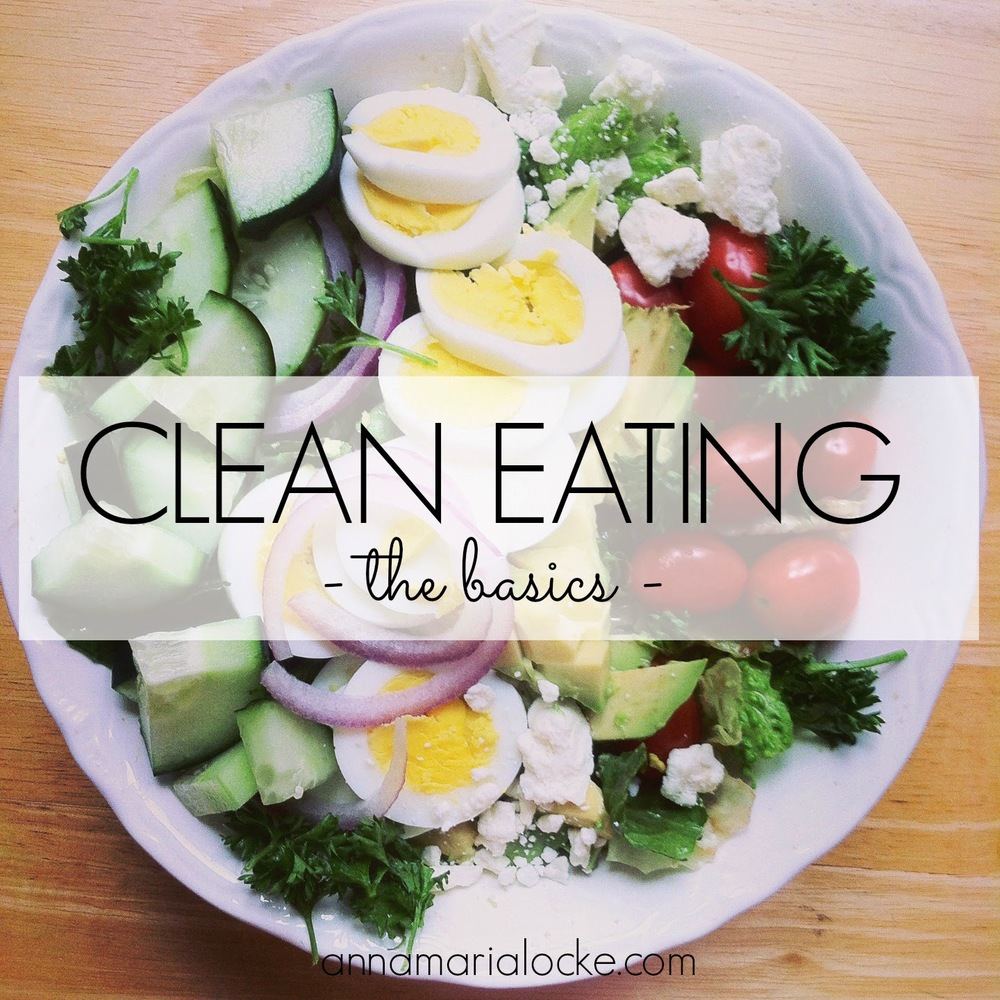 Clean Eating Basics