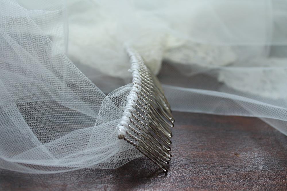 Diy lace trimmed veil anna maria locke solutioingenieria Gallery
