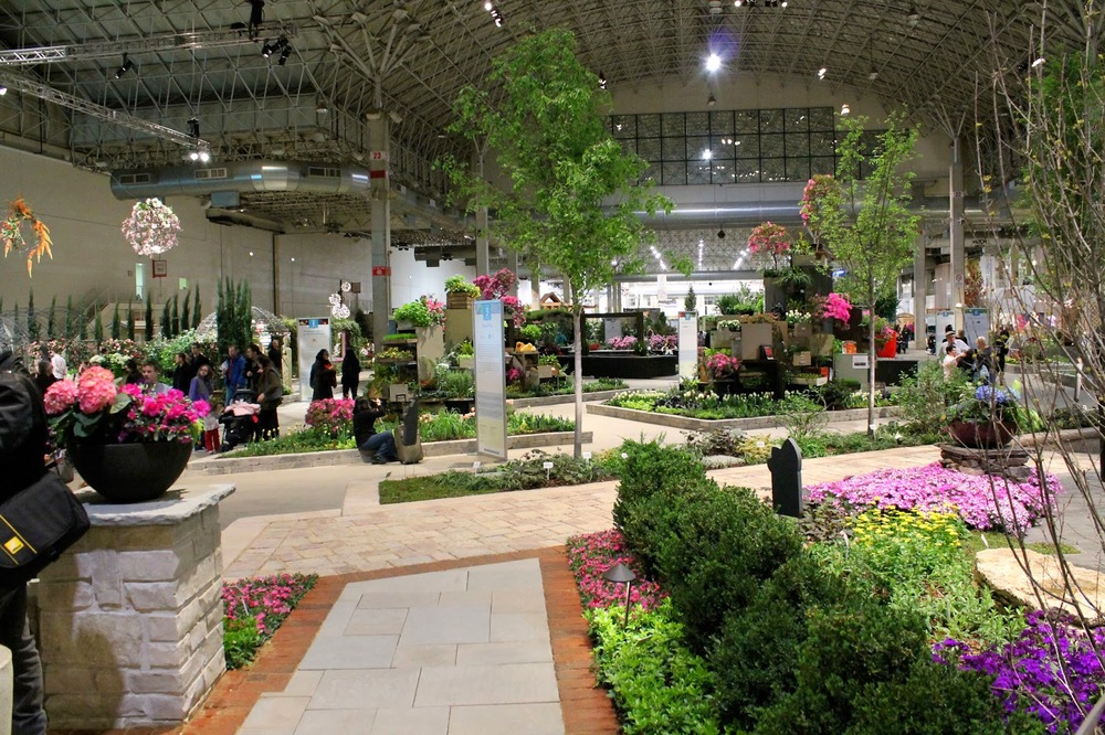 Chicago flower and garden show 2014 anna maria locke i loved the outdoor entertaining back patios and front porch displays again i cant wait to have a house and yard someday workwithnaturefo