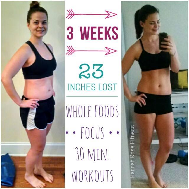 21 Day Fix Extreme Meal Plan — Anna Maria Locke