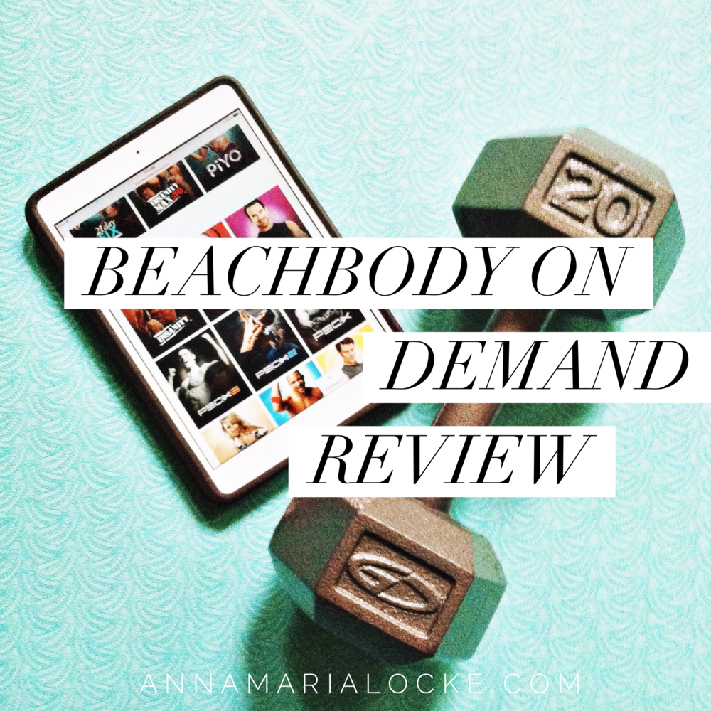 beachbody on demand official review