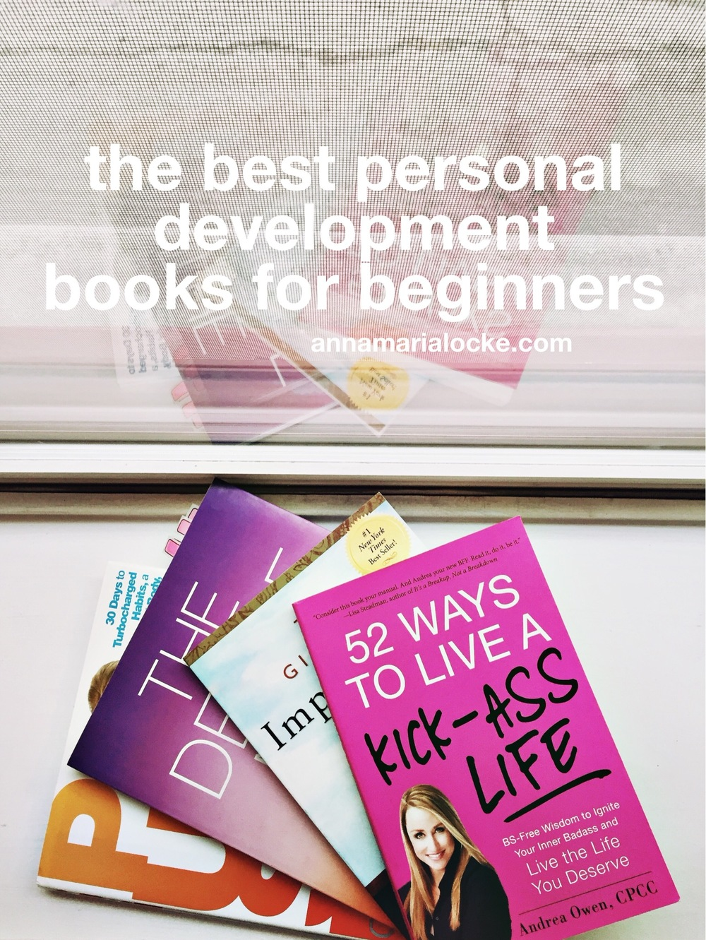 What book to read for personal development
