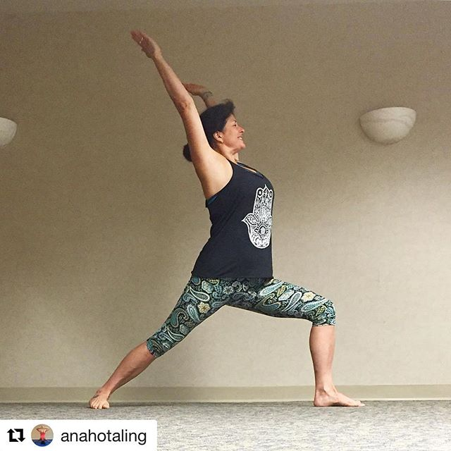 ❤️❤️❤️ #hamsa tank #Repost @anahotaling with @repostapp ・・・ Sometimes there's just nothing like a Warrior pose to energize every inch of my body and ground me to the earth. Capris by @anasleggings and top by @fourseeapparel (code AnaLovesFourSee = 15% off). #virabhadrasana #virabhadrasana1 #warrior #warriorpose #warrior1 #foursee #yoga #yogi #yogis #yogini #yoginis #yogaaddict #yogagirl #yogamom #yogalove #yogatime #yogaplay #yogaforeveryone #yogaforlife #yogaeverydamnday #yogaeveryday #yogaeverywhere #iloveyoga #igyoga #instayoga #feeltheyogahigh #om #namaste