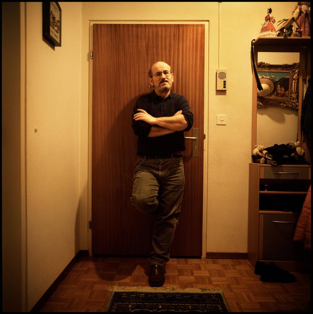 Swiss Press Photo 2004 / Pierre-Yves Massot