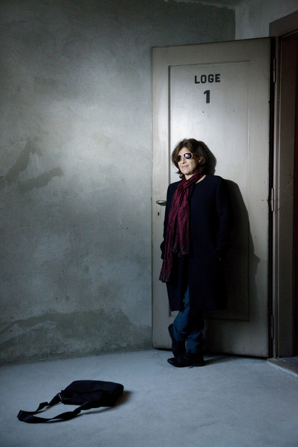 Chantal Akerman au Capitole, Lausanne.