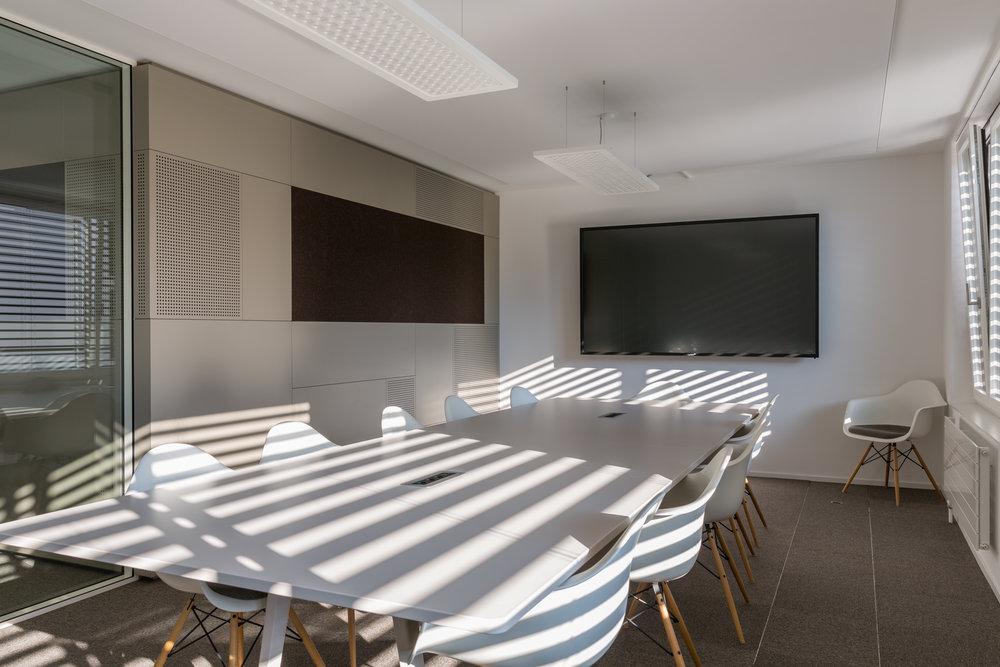 Atelier d'architectes Charrière-Partenaires, Granges-Paccot