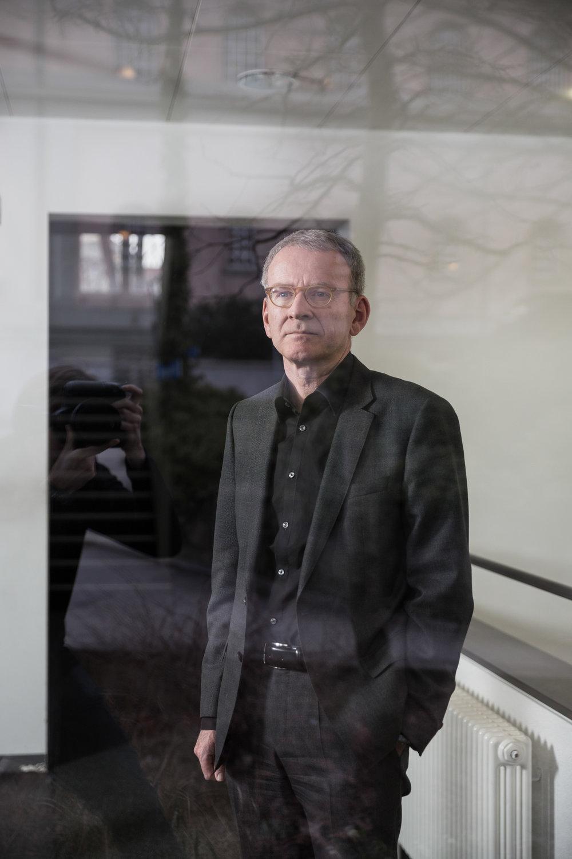Adrian Lobsiger, préposé fédéral à la protection des données et à la transparence. Février 2018.