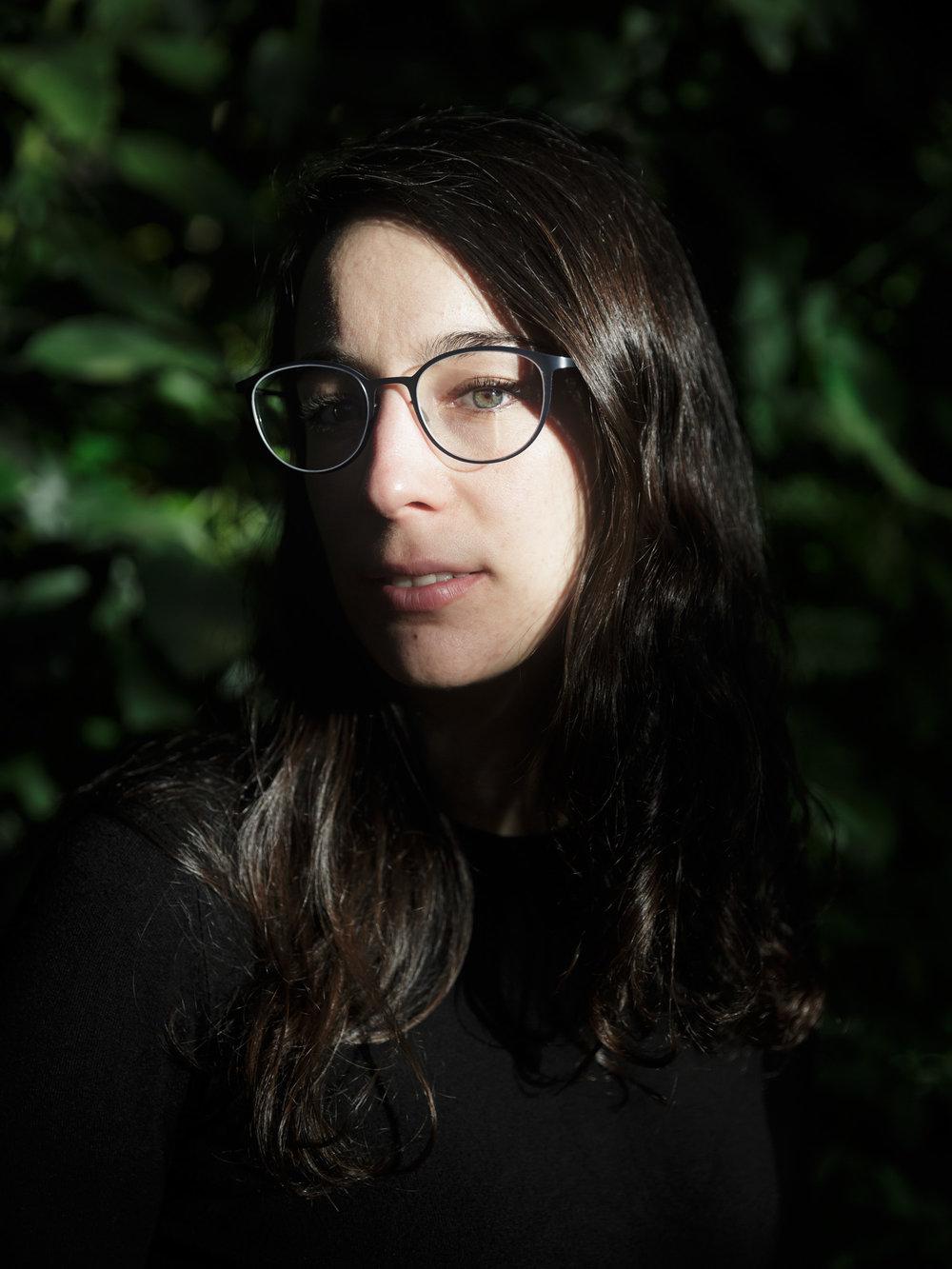 Océane Dayer, fondatrice de Swiss Youth for Climate. Janvier 2019.