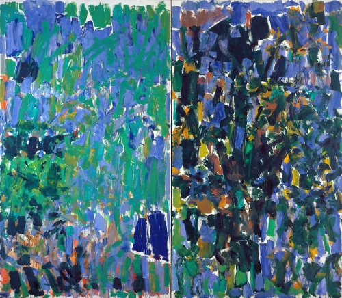 © Estate of Joan Mitchell.