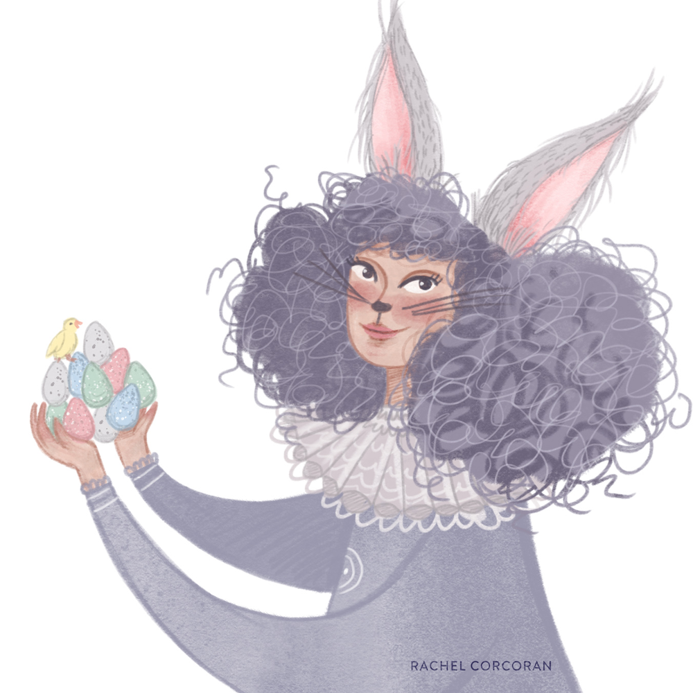 EASTER BUNNY - Personal Work