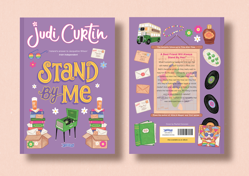 Stand By Me by Judi Curtin. Illustration by Rachel Corcoran