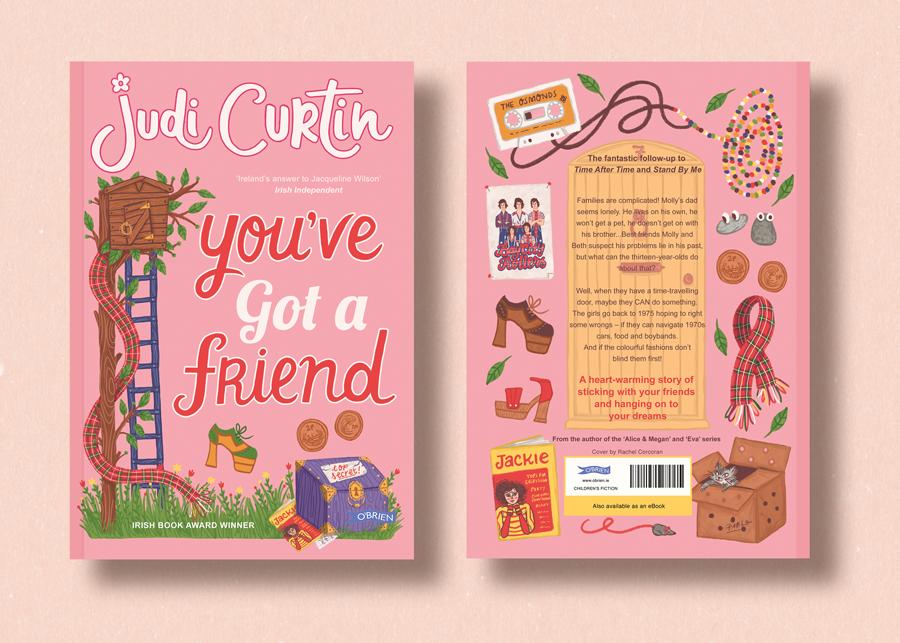 You've Got a Friend by Judi Curtin