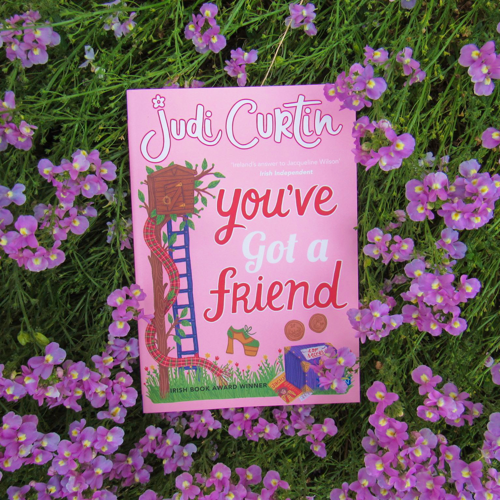 You've Got a Friend by Judi Curtin. Illustrated by Rachel Corcoran