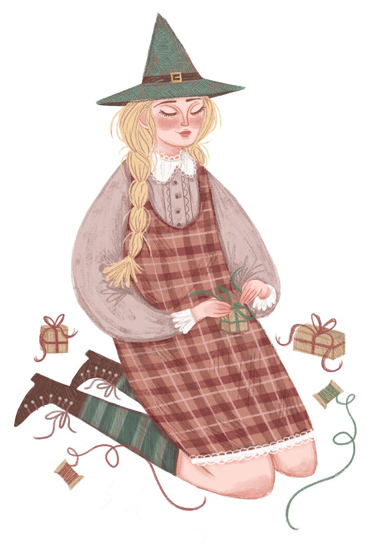 Rachel Corcoran Illustration