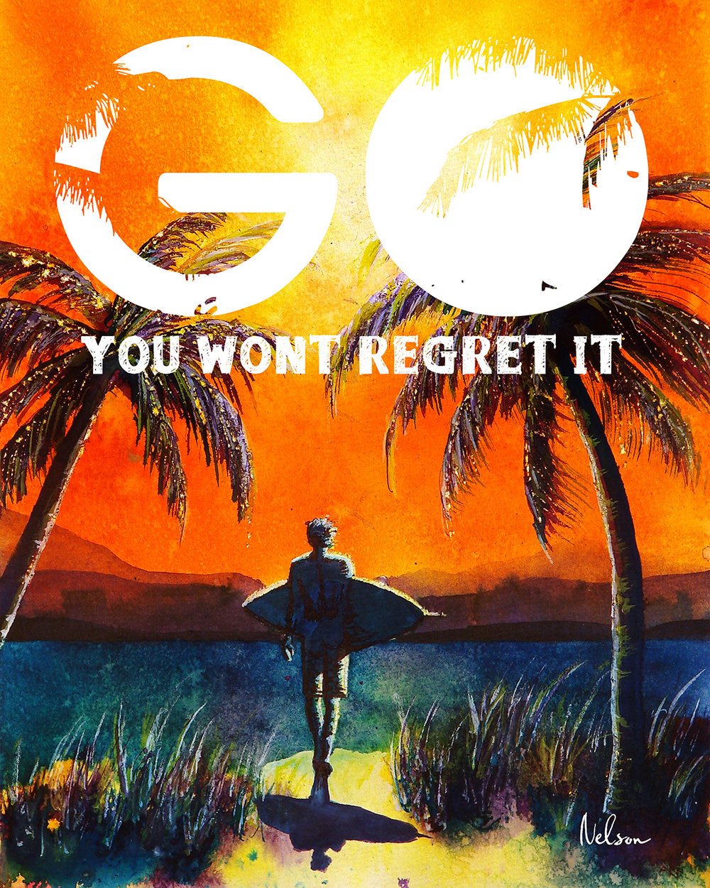 Go, you won't regret it