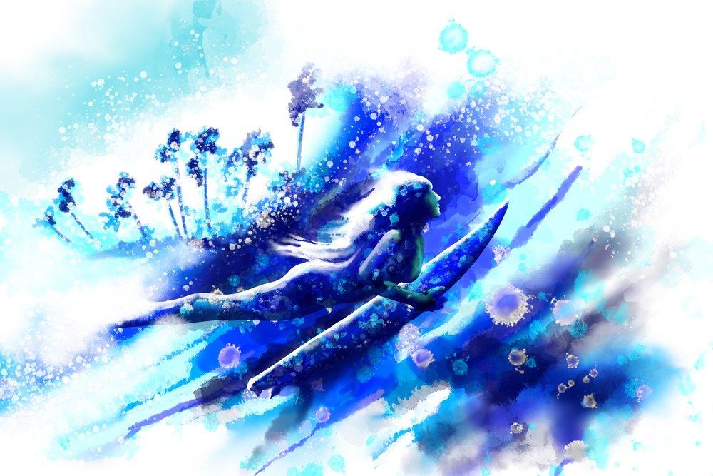 Surfmaid Blue
