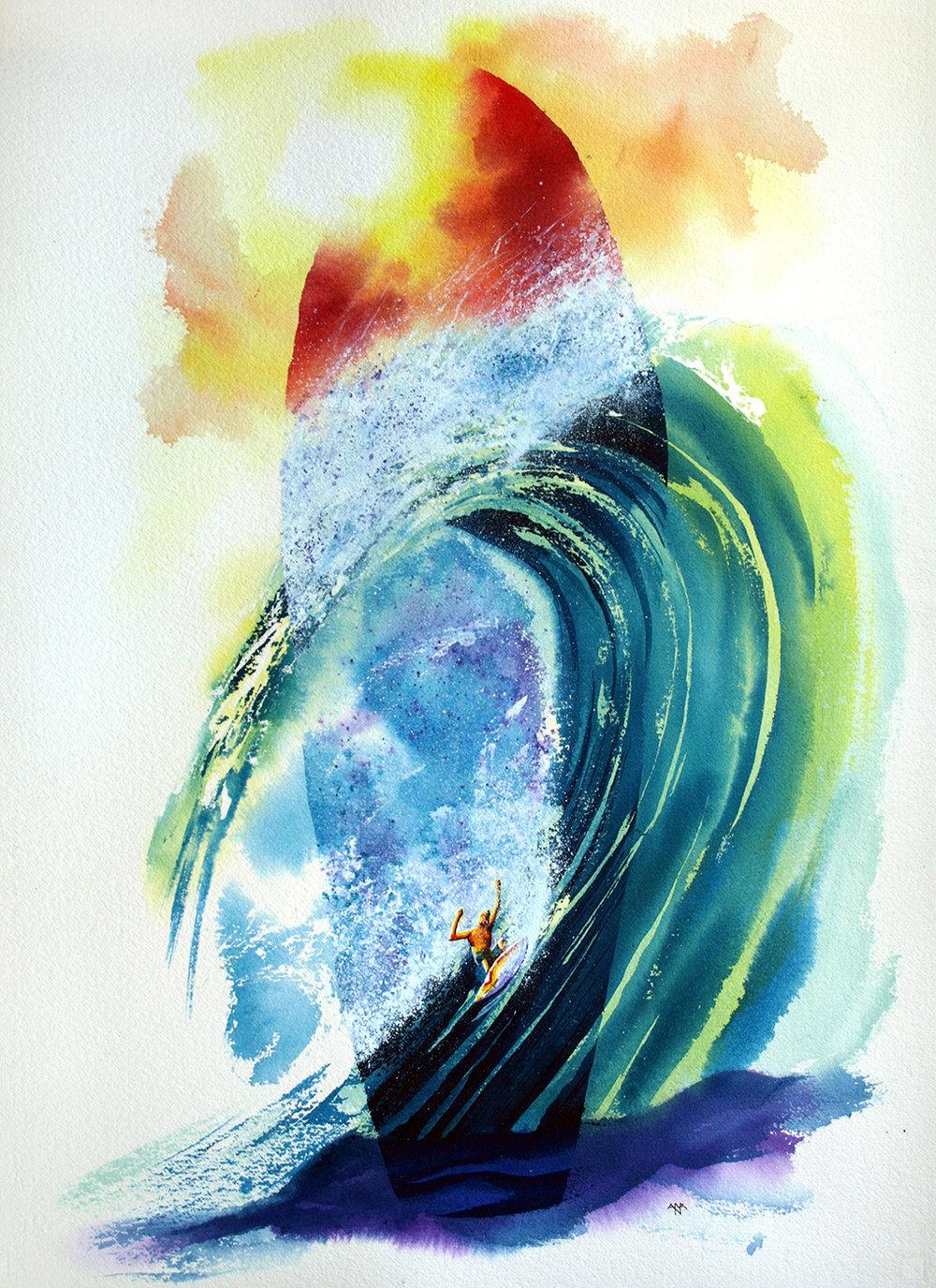 Surfboard Visionary
