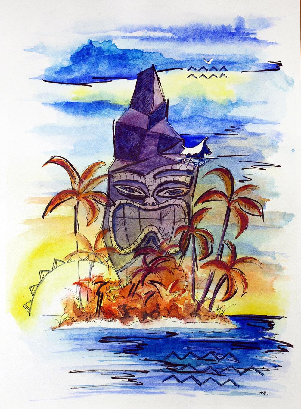 Tiki Island 2
