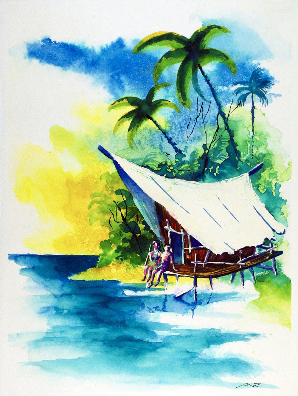 Tropic Life 16