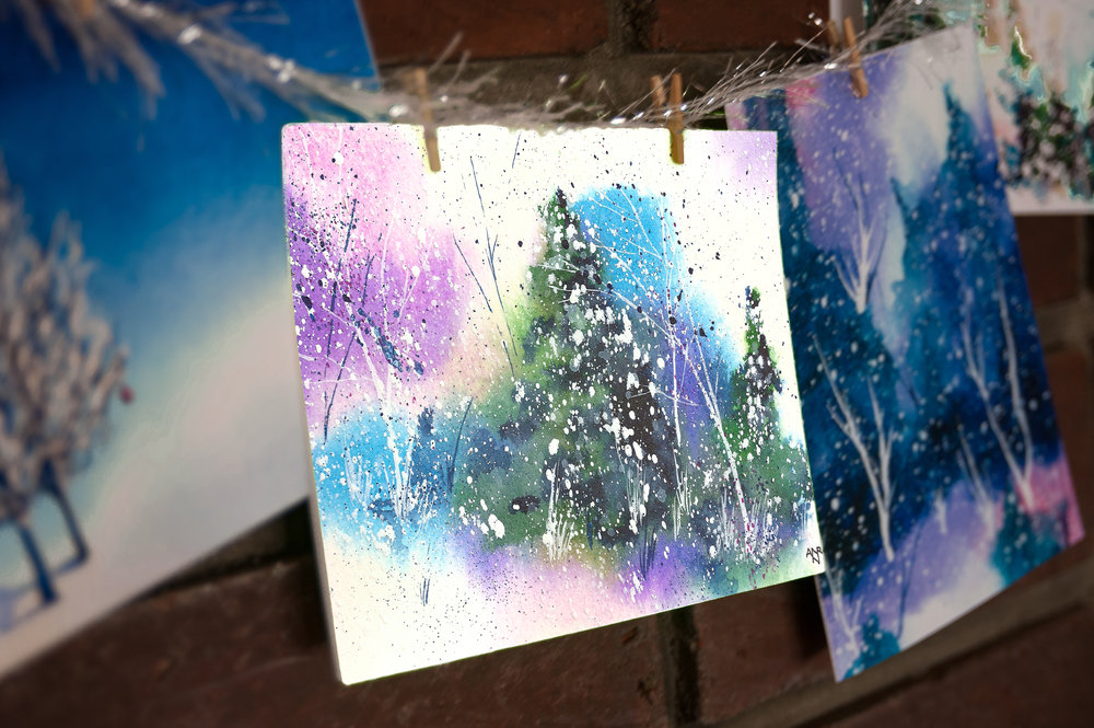 Holiday-Card-1-Winter-Art-Hand-Painted-Watercolor-Art-Snow-Cold-Pine-Trees-HC-18-10_lifestyle.jpg