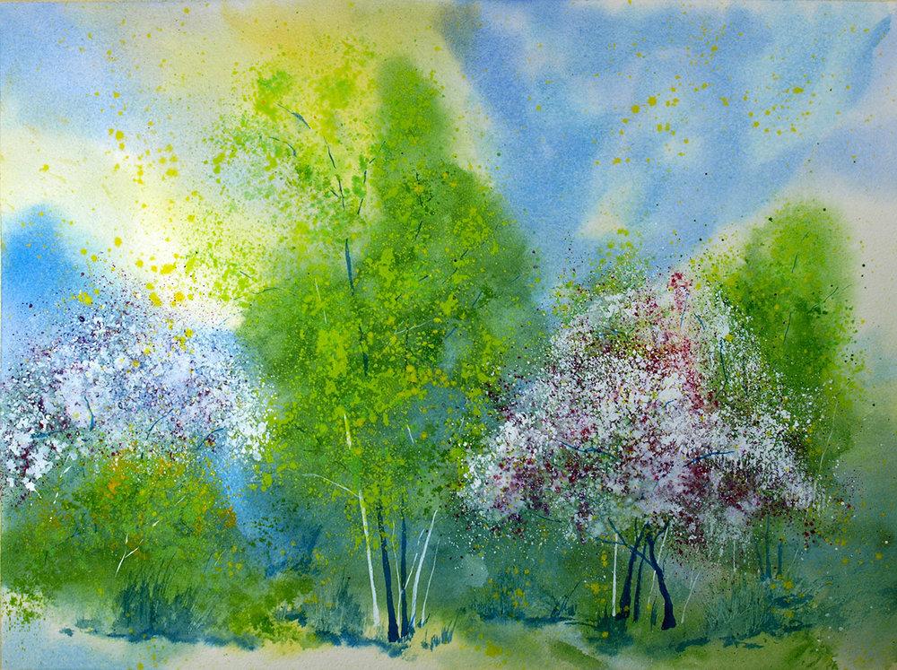 Spring Tree 2