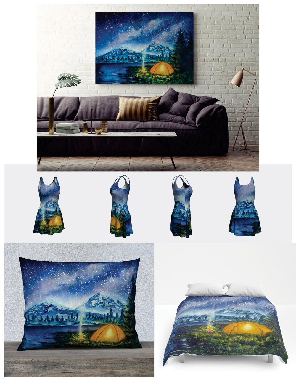 To See Behind Walls Sample Products