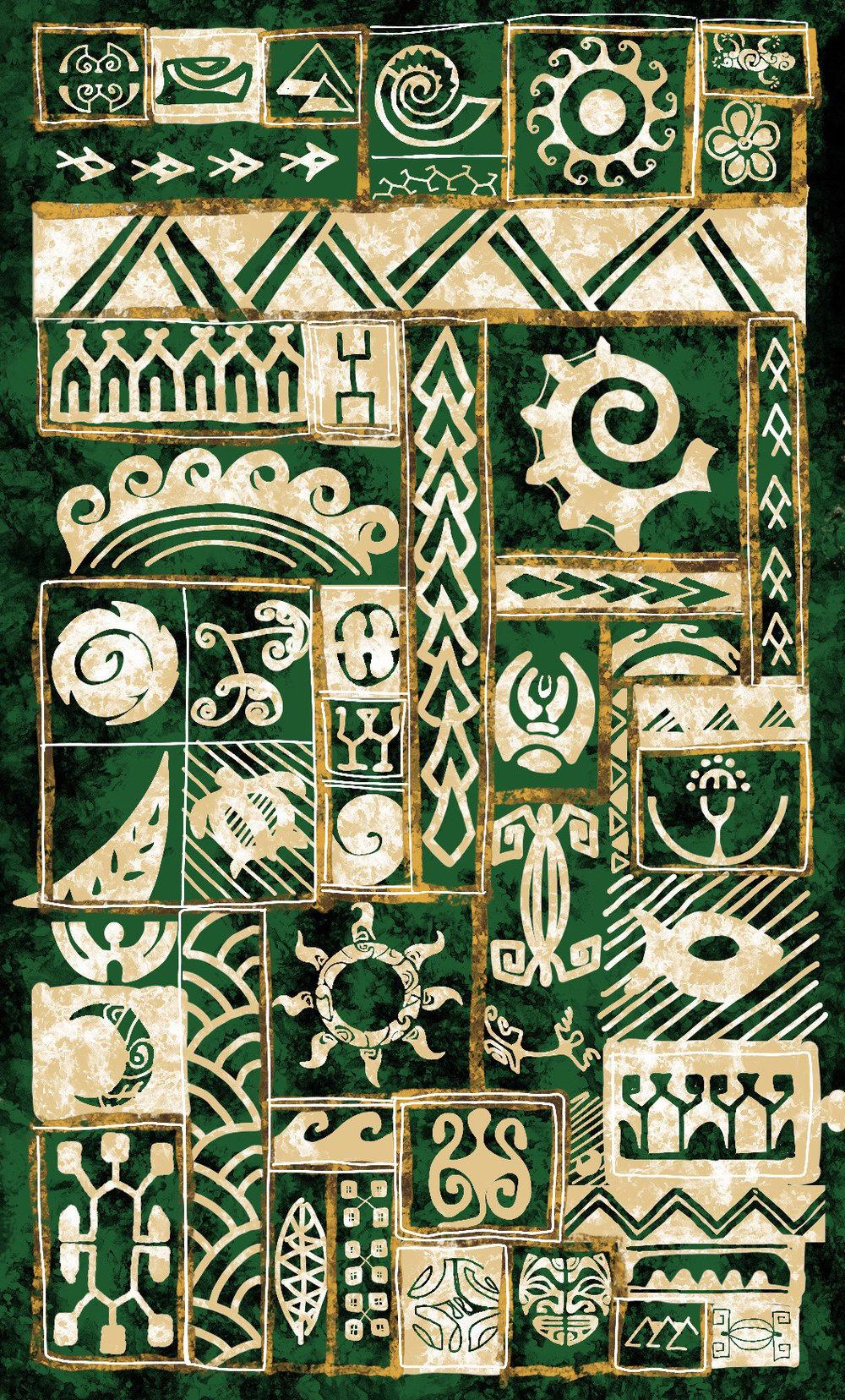 Polynesian Pattern 1