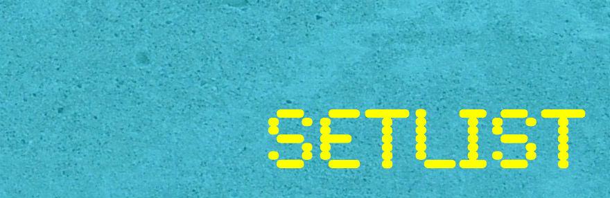 setlist icon