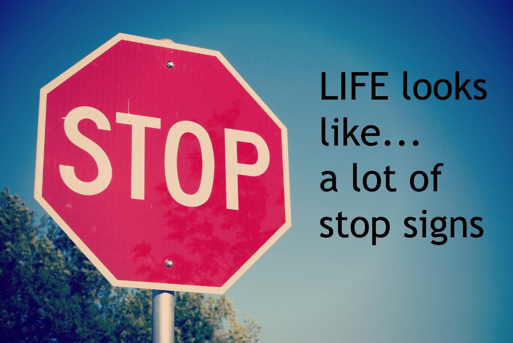 LIFEstop-sign