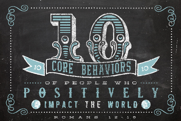 10 core behaviors - FLASH