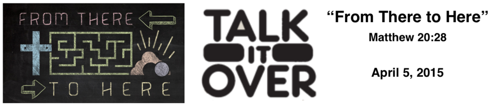 Talk It Over - From There to Here