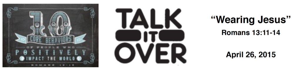 Talk It Over - 4/26/15