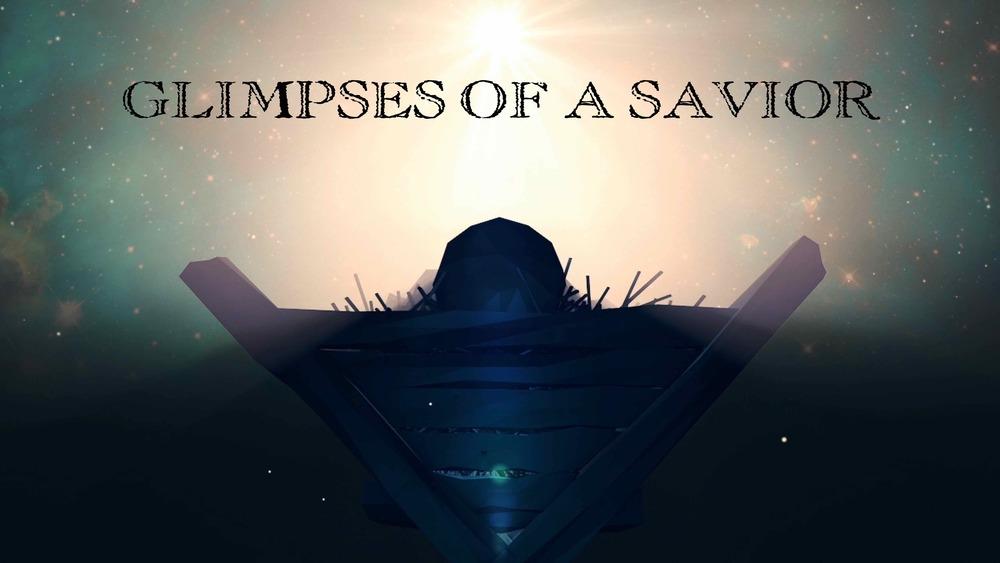 Glimpses of a Savior