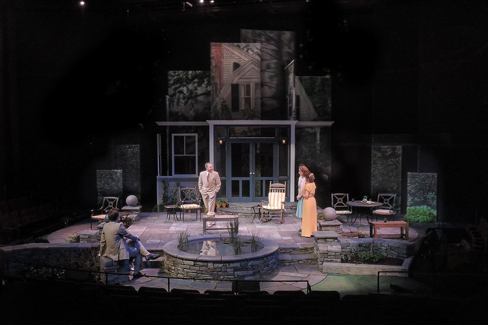 All My Sons - Scenic Design