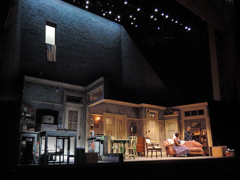 A Raisin in the Sun - Scenic Design
