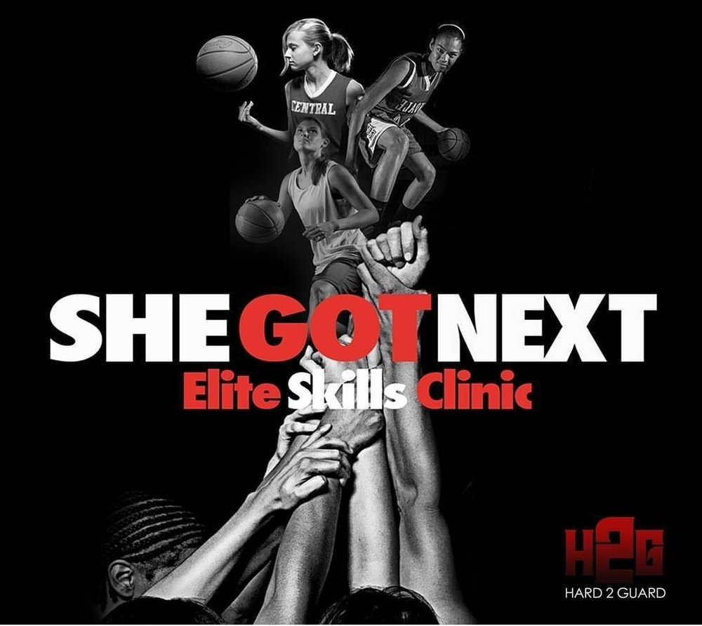 "Clinic Purpose     Hard 2 Guard ""She Got Next"" Skills Clinic is designed to give players the chance to come together for 1 day in a positive structured environment.       This will allow players to showcase their talent and to see where they Stack Up Against other Rising 9th thru 12th Grade players in the       Central PA & surrounding areas.          Players interested in attending our Hard 2 Guard     ""She Got Next"" Skills Clinic must be Passionate, Dedicated & Serious about wanting to get better.   Players will be put through high-level advance skill development drills and intense basketball-specific strength & conditioning drills.   At Hard 2 Guard, we will not accept you as you are. Instead we will show you a vision of what you could be, and help you achieve it.      W e urge all players to sign up immediately as we have had an overwhelming amount of inquiries for this year.    Slots are filling up so register today!     Led by Coach Lewis   This clinic is designed to give  players the chance to compete at a high level against some of the top 9th to 12th Players around. Each player will be put through Elite-Level Skill Development Training in a Intense Structured environment, by some of the top Basketball Trainers & Coaches in the Central PA area.For those players who compete in AAU, this clinic will be a great tune up for you to get ready for your AAU season."