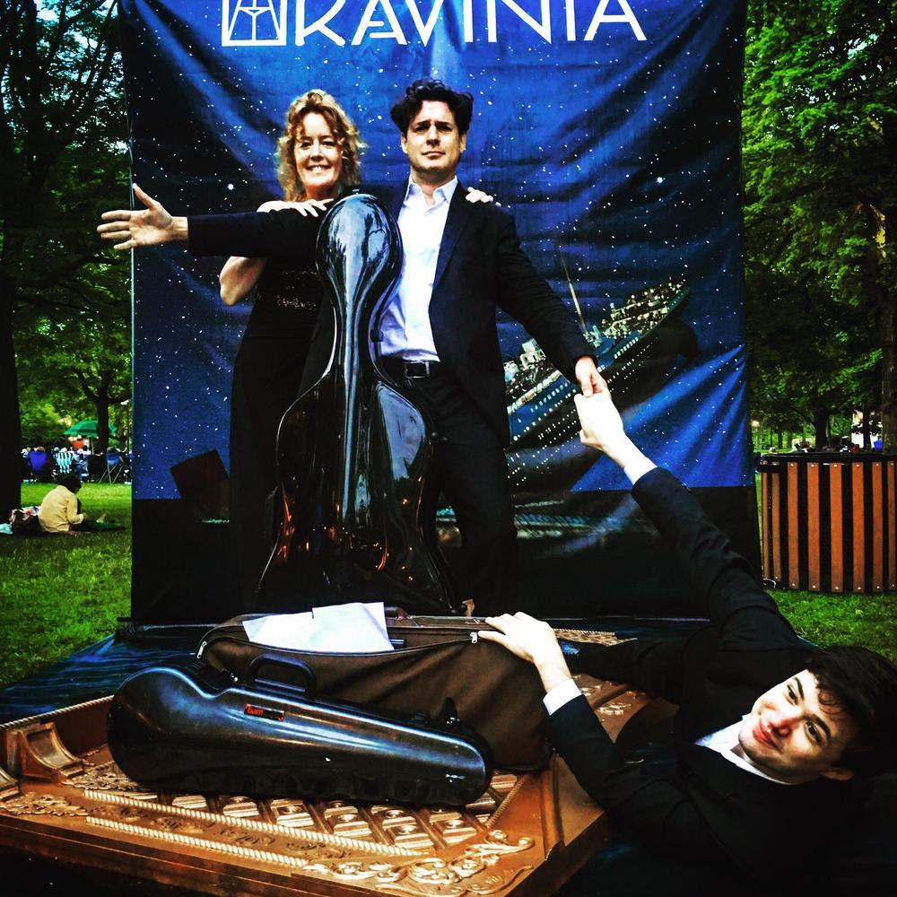 Titanic Concert at Ravinia