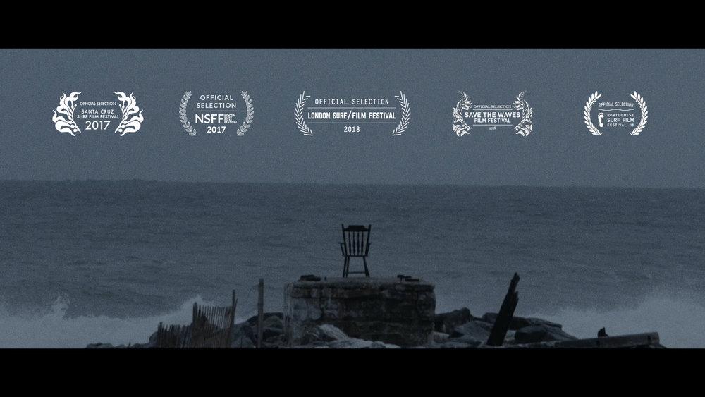 - time & tide (documentary)writer, director: drew maloneyfeaturing: joe marinellotrailer editor matt cartersound design & mix: sam costellocolorist: zack wilpon @ the mill ny
