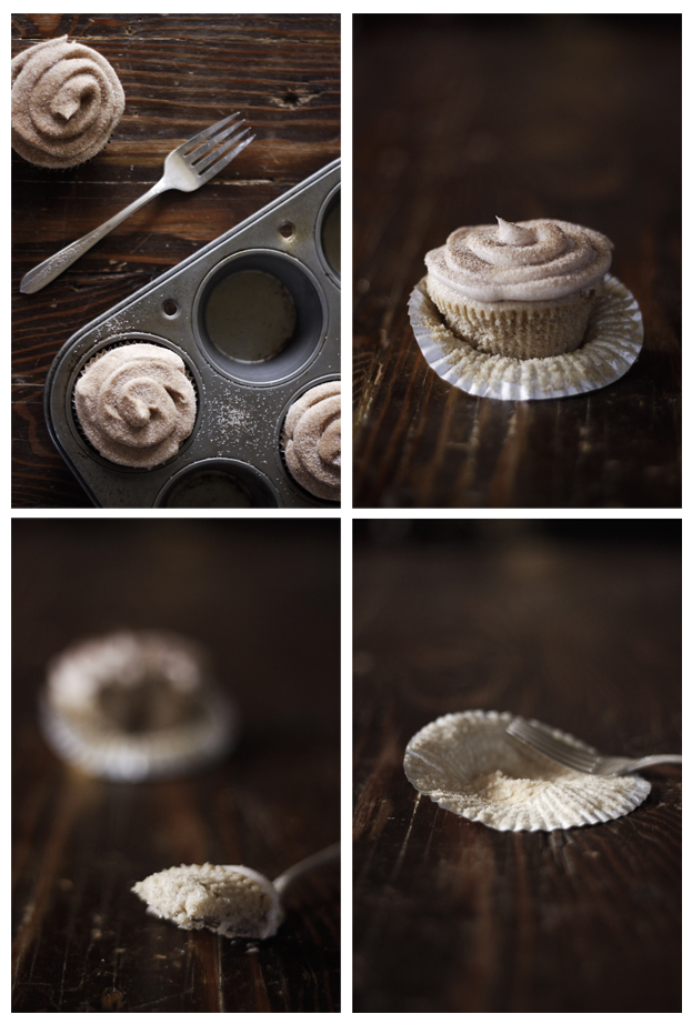Snicker Doodle Cupcakes ©bschwartzphotography