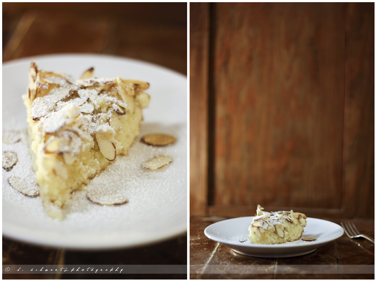 Almond Cake yummm!!