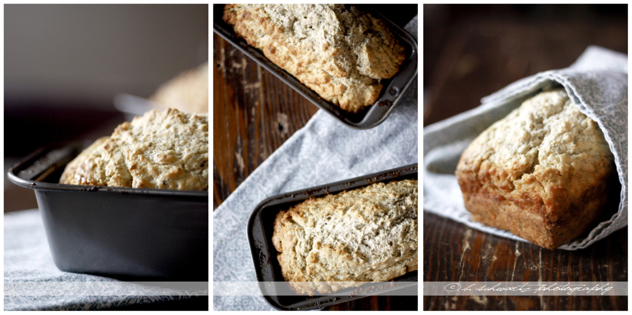 Italian Beer Bread    This is an amazing and simple bread recipe you have to try it! ENJOY!   ©bschwartzphotography