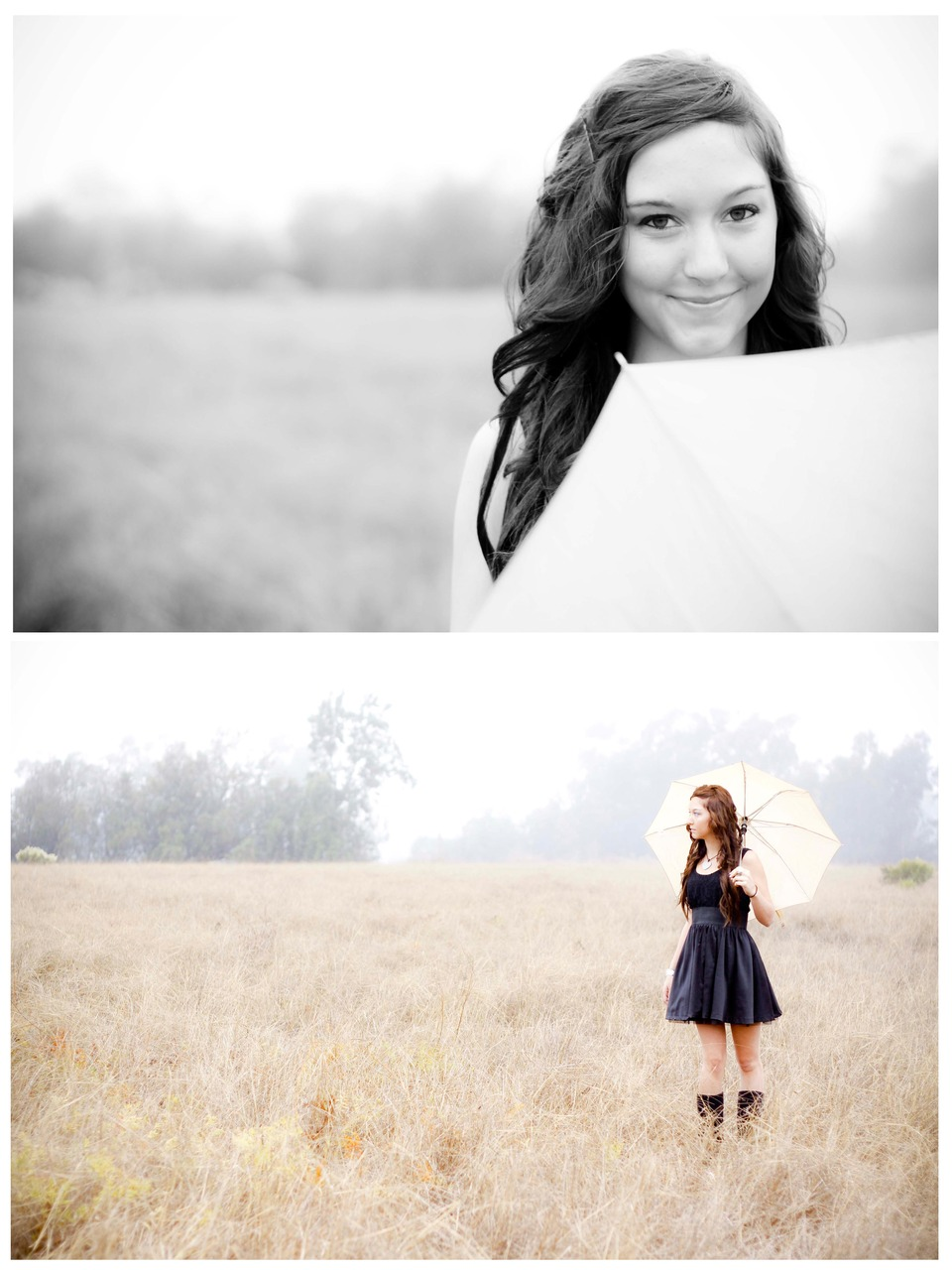 A little sneak-peek of my senior shoot with Shelby! Beautiful girl and amazing misty weather made for some fun shots with an umbrella :)    More to come soon!