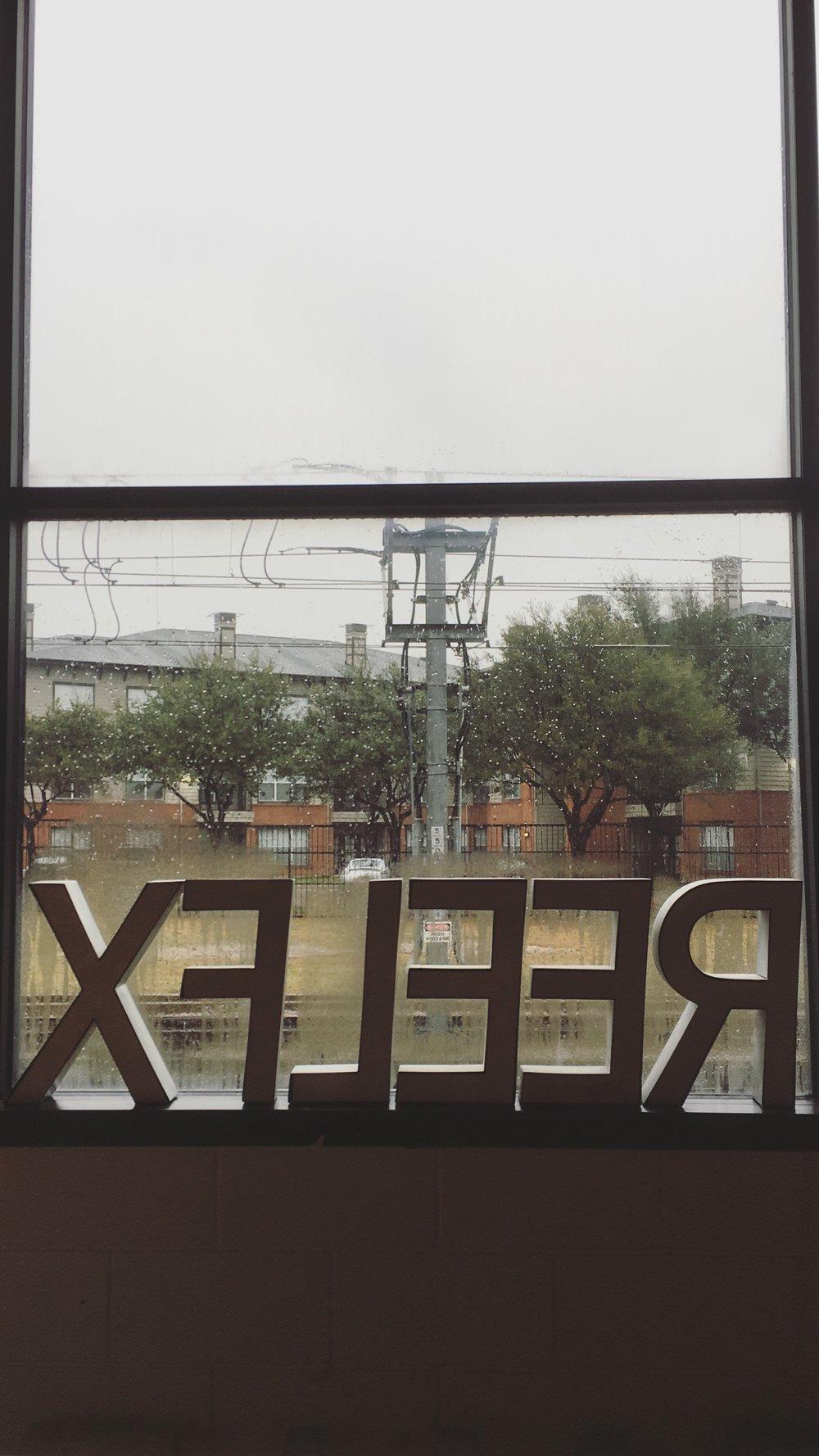 Rainy days in Texas