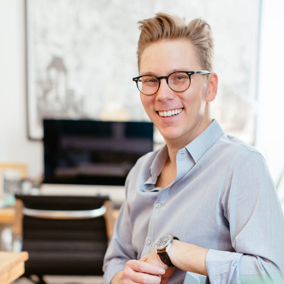 Joseph McGuier, R.A. Principal/Partner Joe has been drawing house plans from the age of 4! Studying his craft at the University of Cincinnati, Joe discovered a love for residential design and real estate development. After moving to Brooklyn after Graduate School Joe undertook a certificate in Real Estate Development at NYU. Pairing his love for architecture and development Joe provides a unique perspective to all his projects and is most often found perusing Street Easy for the next great opportunity in the neighborhoods he loves. Joe has a special place in his heart for brownstones and townhouses and loves to take advantage of every inch of space while maintaining the spatial proportions each townhouse deserves. Outside the office, Joe can be found in Prospect Park with his wife and son or at the neighborhood pub enjoying a burger and an IPA!
