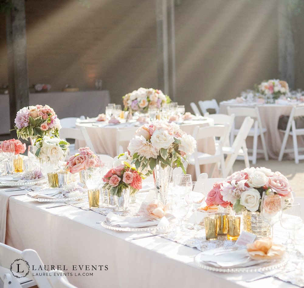 Rustic Chic Wedding at the Santa Barbara Historical Museum