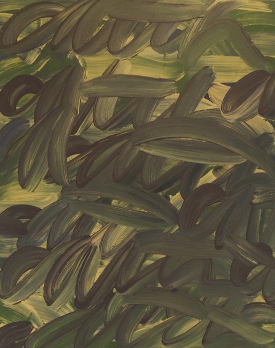 "CATCH, 2012 Acrylic on wood, 30"" x 24"" (76.2 x 60.96 cm)"
