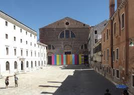 Sala del Portale, San Lorenzo, Venice