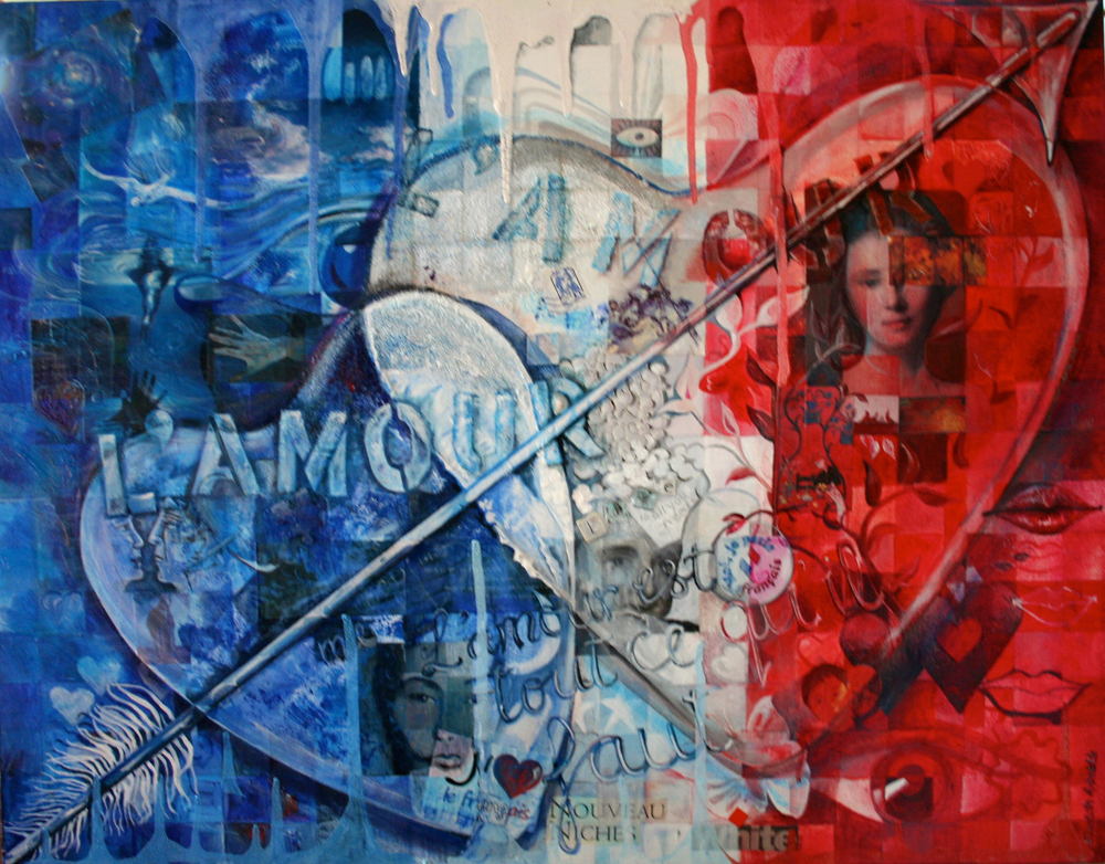 L'amour  SOLD